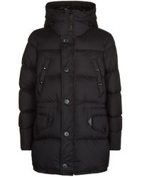 Burberry - Hooded Puffer Coat - Lyst