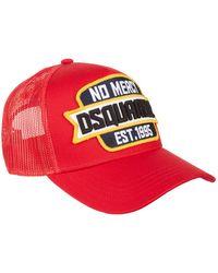 DSquared² - No Mercy Baseball Cap - Lyst