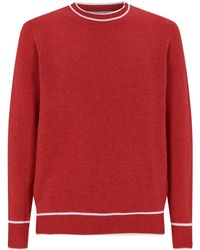 Eleventy - Cashmere Jumper - Lyst