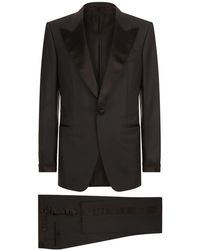 Tom Ford - Shelton Satin Suit - Lyst