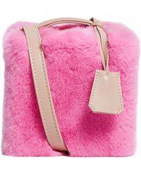 af1668b17ce Natasha Zinko - Fluffy Cross Body Box Bag - Lyst