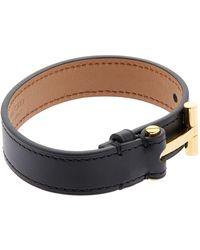 Tom Ford - T Clasp Bracelet - Lyst