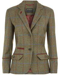 James Purdey & Sons - Tweed Shooting Jacket - Lyst