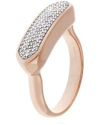 Monica Vinader | Baja Diamond Ring | Lyst