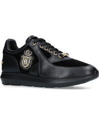 Billionaire - Paulo Crest Sneakers - Lyst