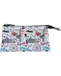 Harrods - Doodle London Cosmetic Bag - Lyst