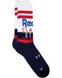 Reebok - Classic Crew Socks - Lyst