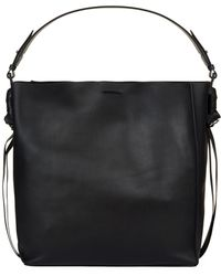 AllSaints - Voltaire North South Tote Bag - Lyst