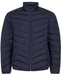 Gieves & Hawkes - Quilted Jacket - Lyst