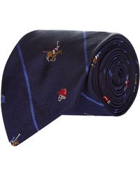 Ralph Lauren - Polo Club Tie - Lyst