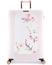 Ted Baker - Oriental Blossom Suitcase - Lyst