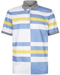 Bogner - Chris Stripe Polo Shirt - Lyst