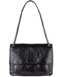 Saint Laurent - Large Niki Matelass Shoulder Bag - Lyst