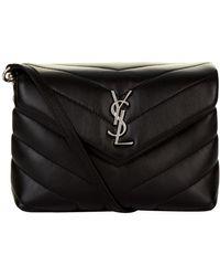 Saint Laurent - Monogram Matelass Cross Body Bag - Lyst