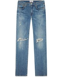 Agolde   Skinny Hitch Blade Jeans   Lyst