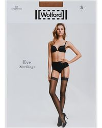 Wolford - Eve Stockings - Lyst