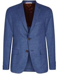 Pal Zileri - Wool And Silk Jacket - Lyst