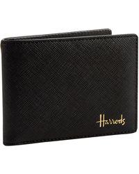 Harrods - Novello Bifold Wallet - Lyst