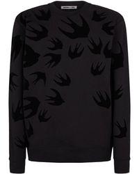 McQ - Swallow Logo Sweatshirt - Lyst