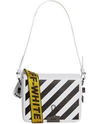 Off-White c/o Virgil Abloh - Diagonal Stripe Shoulder Bag - Lyst