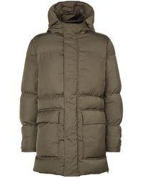 AllSaints - Kemp Parka Coat - Lyst