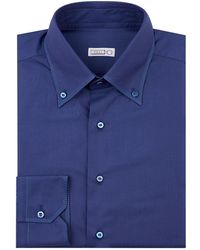 Zilli - Cotton Shirt - Lyst