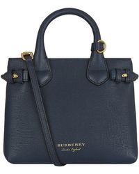 Burberry - Baby Banner Tote Bag - Lyst