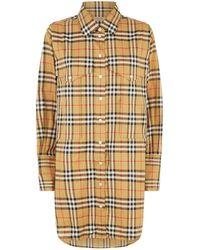 Burberry - Vintage Check Shirt - Lyst