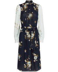 Joie - Floral Abbryana Dress - Lyst
