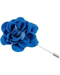 Lanvin - Rose Tie Pin - Lyst