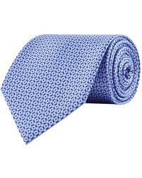 Stefano Ricci - Silk Geometric Print Tie - Lyst