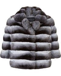 Harrods - Dorothea Chinchilla Fur Jacket - Lyst