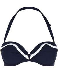 Shan | Frilled Bikini Top | Lyst