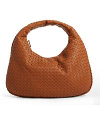 Bottega Veneta Medium Intrecciato Veneta Hobo Bag