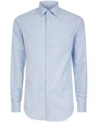 Pal Zileri - Slim Fit Shirt - Lyst