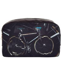 Paul Smith - Paul's Bike Washbag, Black, One Size - Lyst