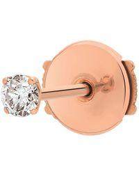 Vanrycke - Single King One Diamond Earring - Lyst