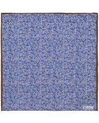 Corneliani - Floral Handkerchief - Lyst