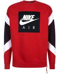 Nike - Logo Sweater - Lyst