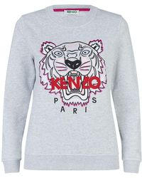 KENZO - Tiger Classic Sweatshirt - Lyst