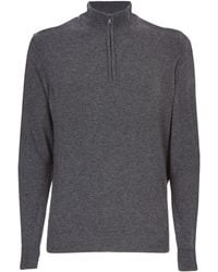 Hackett - Knitted Jumper - Lyst