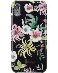 Harrods - Floral Iphone X Case - Lyst