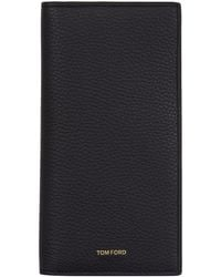 Tom Ford - Leather Bifold Wallet - Lyst