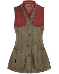 James Purdey & Sons - Tweed Shooting Vest - Lyst