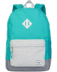 Herschel Supply Co. - Heritage Colour Block Backpack - Lyst