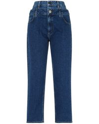 Sandro - Double Jeans - Lyst