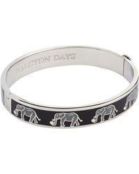 Halcyon Days - Elephant Bangle - Lyst