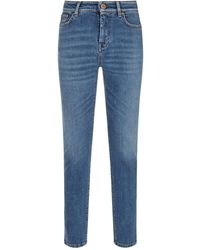 Weekend by Maxmara - Straight Leg Jeans - Lyst