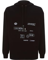 Blood Brother - Embroidered Logo Hoodie - Lyst