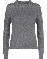 AllSaints | Harley Crew Neck Sweater | Lyst